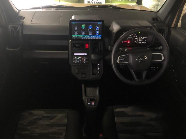 X 届出済未使用車 スマートアシスト スカイフィールトップ 衝突軽減 LEDヘッドライト クリアランスソナー レーンアシスト アイドリングストップ オートライト(4枚目)