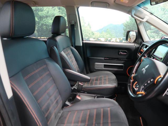 アクティブギア 4WD 純正ナビ フリップダウンモニター 両側電動スライドドア ハーフレザーシート 純正18AW HIDヘッドライト クルーズコントロール オートエアコン パドルシフト フルセグTV 禁煙車(11枚目)