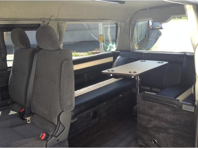 GL レクビィ Tスタイル 4WD キャンピングカー 車中泊(8枚目)