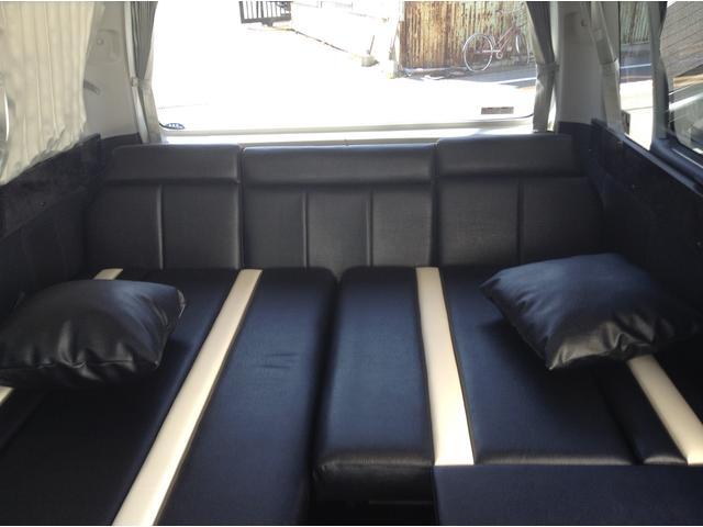 GL レクビィ Tスタイル 4WD キャンピングカー 車中泊(17枚目)
