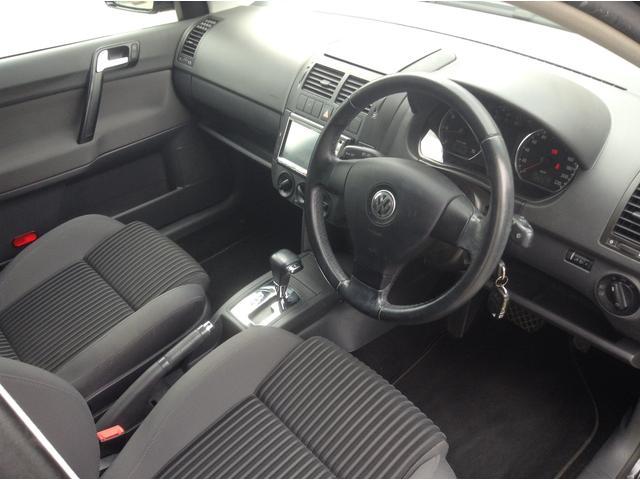フォルクスワーゲン VW ポロ 1.6 スポーツライン キーレス HDD