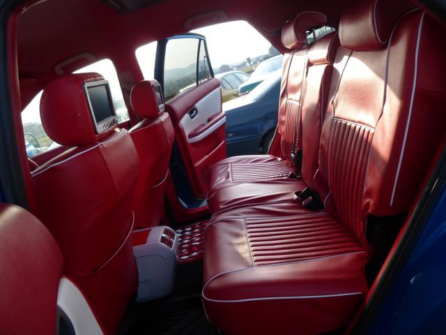 トヨタ ハリアー 240G Lパッケージ 28インチエアブラシショウカー
