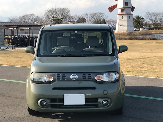 「日産」「キューブ」「ミニバン・ワンボックス」「滋賀県」の中古車2