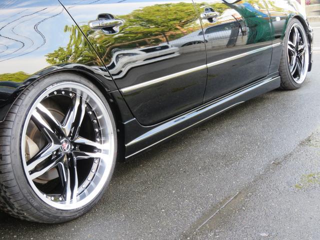 減推力調整式フルタップ車高調も新品をセット済みですので車高の調整は自由自在です!