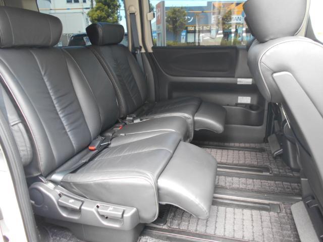 日産 エルグランド 350ハイウェイスター ブラックレザーナビエディション