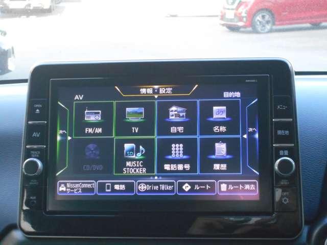 ハイウェイスター X プロパイロットエディション 前後ドラレコ 9インチメモリーナビ ETC2.0 LEDランプ 禁煙車 ワンオーナ ABS アイドリングストップ AW アラウンドビューモニター 踏み間違い防止装置 ドライブレコーダー 盗難防止(5枚目)