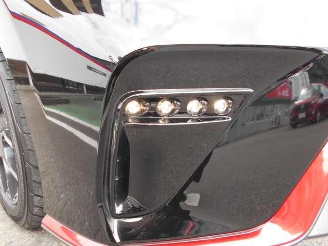 NISMO専用LEDデイライト