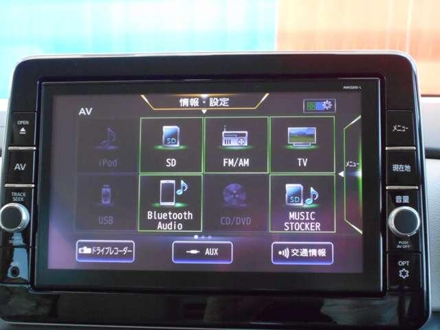 660 X 9インチナビ・前後ドライブレコーダー キーフリー ナビTV アラウンドビュー スマートキー ワンオーナー 禁煙車 バックカメラ 衝突軽減ブレーキ(7枚目)