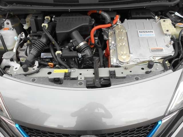 1.2 e-POWER X クルーズコントロール 1オナ スマキー バックビューモニター レーンキープアシスト ナビTV 試乗車 メモリーナビ付き  クルコン オートエアコン ワンセグ キーフリー 盗難防止 ABS パワーウィンドウ エアバッグ(10枚目)