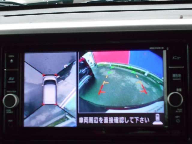 660 X 全周囲モニター・スマートキー ナビTV キーフリ スマートキー バックカメラ メモリーナビ WエアB ABS オートエアコン 盗難防止システム ワンセグ エアバッグ サイドモニター パワーウインドウ アイドリング パノラマモニター(8枚目)