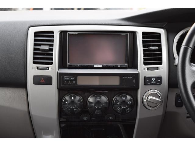 トヨタ ハイラックスサーフ SSR-G ETC ナビ TV Bカメラ キーレス 4WD