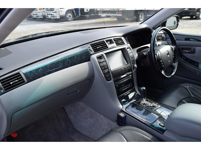 トヨタ クラウン アスリート 社外マフラー 車高調 19AW スマートキー