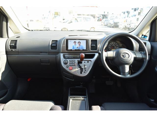 トヨタ ウィッシュ X ETC SDナビ ユーザー買取車 社外アルミ HID