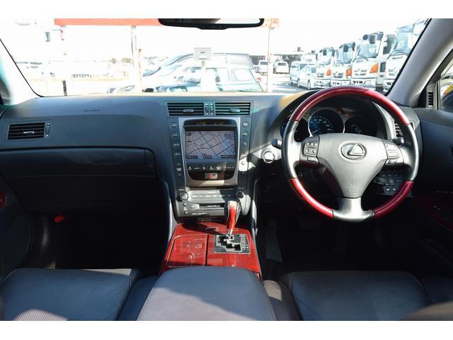 GS430 車高調 フルセグTV 社外19AW エアロ(4枚目)