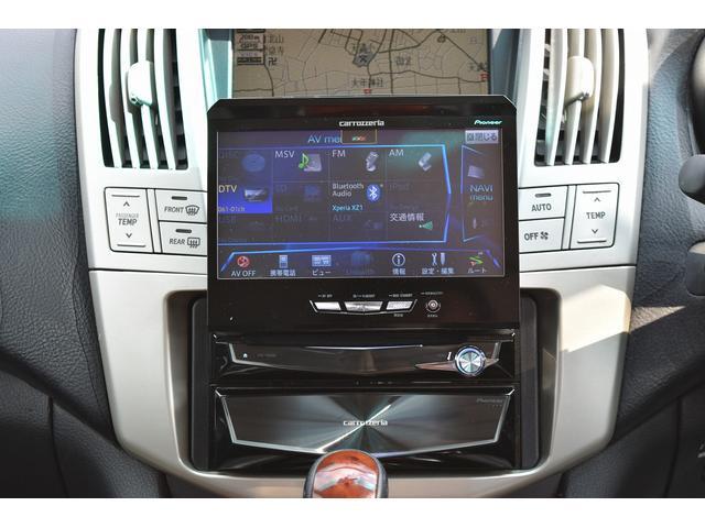 AIRS HDDナビ エアロ Bモニター 革シート ETC(16枚目)