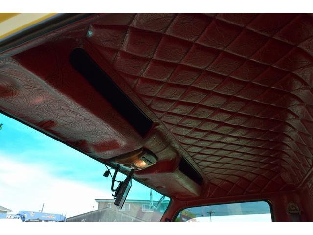 カスタム 油圧ウイング 電動ミラー HID ステンレス加工(16枚目)