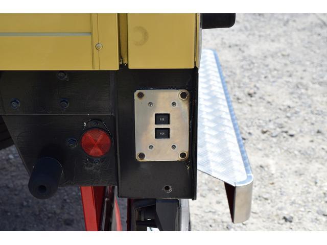 カスタム 油圧ウイング 電動ミラー HID ステンレス加工(17枚目)