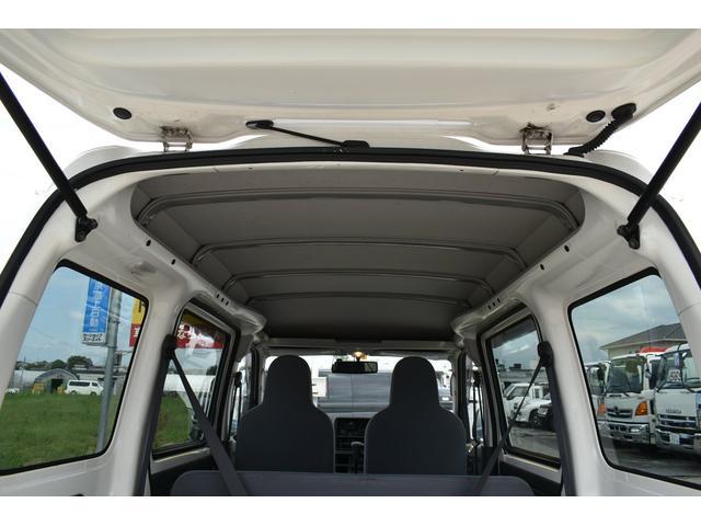 デラックスリミテッド 4WD ハイルーフ AT車 キーレス ドラレコ Bモニター パワステ パワーウインドー(19枚目)