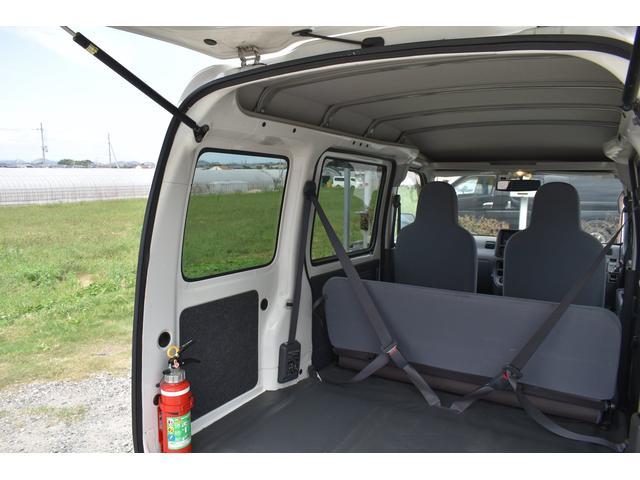デラックスリミテッド 4WD ハイルーフ AT車 キーレス ドラレコ Bモニター パワステ パワーウインドー(20枚目)