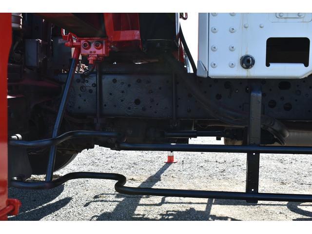 ベースグレード 古河4段ユニック ラジコン 4トン車 荷台鉄板加工 6速MT車 新品メッキバンパー メッキグリル(34枚目)