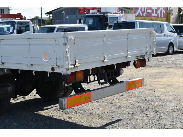 ベースグレード 古河4段ユニック ラジコン 4トン車 荷台鉄板加工 6速MT車 新品メッキバンパー メッキグリル(71枚目)