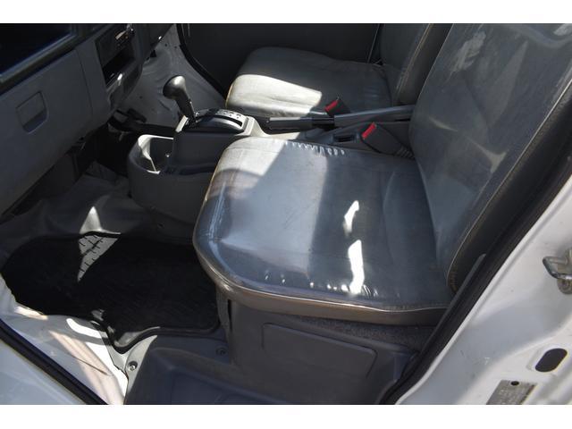 V-LTD エアコン パワステ AT車 4WD 荷台ゴムマット ユーザー買取車(11枚目)