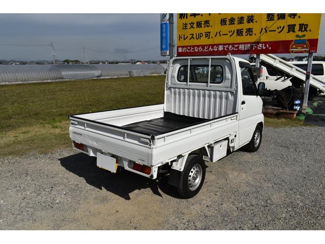 V-LTD エアコン パワステ AT車 4WD 荷台ゴムマット ユーザー買取車(47枚目)