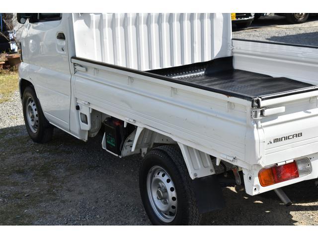 V-LTD エアコン パワステ AT車 4WD 荷台ゴムマット ユーザー買取車(50枚目)