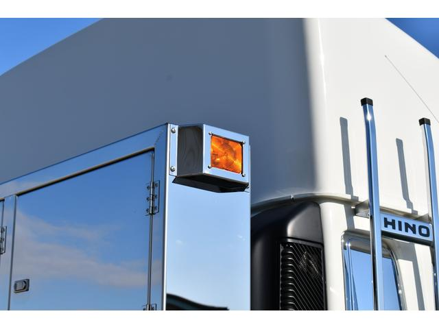 積載車 ステンレス加工 油圧リアゲート ユニックネオ5 ハイルーフ ベッド付き カーテン 内装LED コーナーLED フルメッキ装着 レーダー ドラレコ ETC 社外ナビ TV走行中OK 道具箱(44枚目)