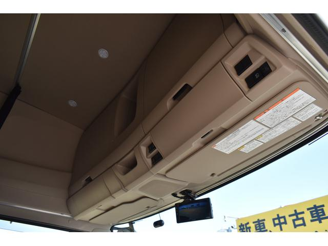 積載車 ステンレス加工 油圧リアゲート ユニックネオ5 ハイルーフ ベッド付き カーテン 内装LED コーナーLED フルメッキ装着 レーダー ドラレコ ETC 社外ナビ TV走行中OK 道具箱(80枚目)