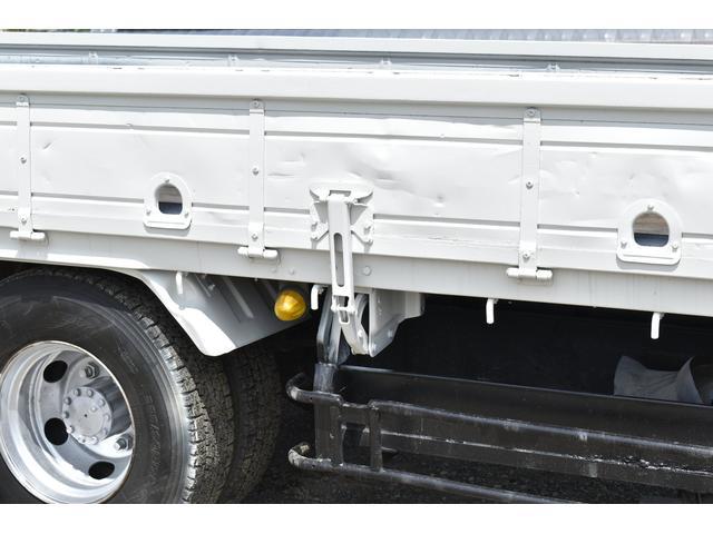 ベースグレード タダノ5段ユニック ラジコン フックイン ベッド付き メッキコーナーパネル メッキバンパー メッキグリル 乗車定員2人 内寸510/213(44枚目)