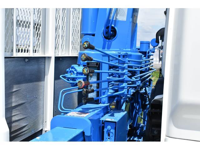 ベースグレード タダノ5段ユニック ラジコン フックイン ベッド付き メッキコーナーパネル メッキバンパー メッキグリル 乗車定員2人 内寸510/213(73枚目)