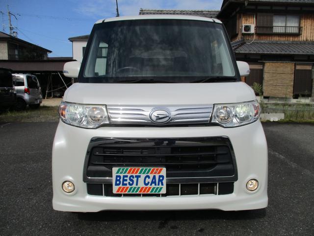 カスタムL アイドリングストップ車 純正ナビ ETC(2枚目)