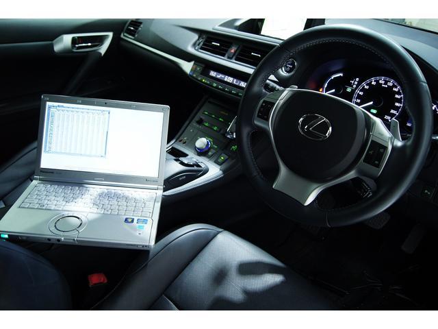 レクサス CT CT200hクリテキスタイル革 1年保証新品アルミ新品車高調