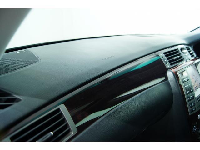 トヨタ クラウンマジェスタ Cタイプ Fパッケージ革サンルーフ 新品アルミ新品サスコン