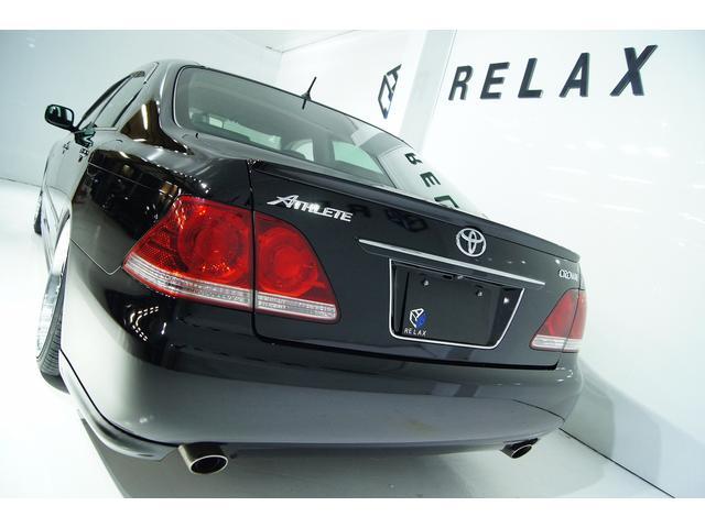 トヨタ クラウン アスリート 全国1年保証付 新品アルミタイヤ 新品車高調