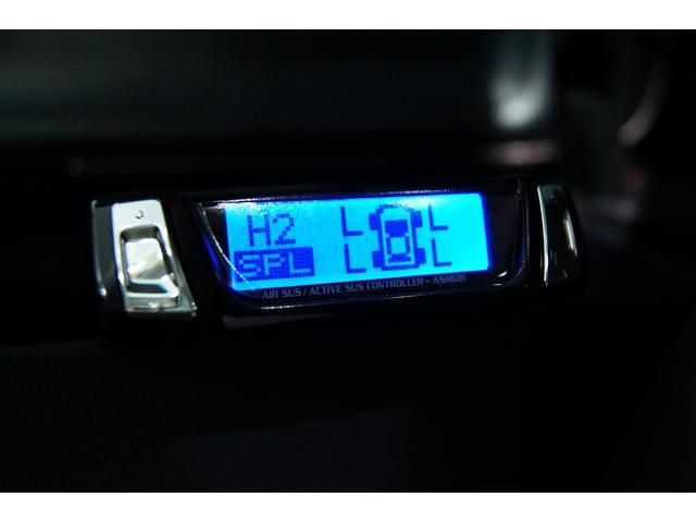 トヨタ クラウンマジェスタ AタイプLパケ本革サンルーフモデリスタ新品アルミ新品サスコン
