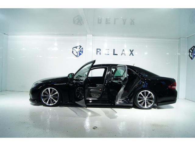 トヨタ クラウン 2.5アスリート 全国1年保証付 新品アルミ 新品車高調