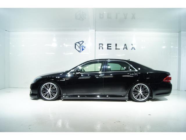 Gパッケージ本革モデリスタ 全国1年保証 新品アルミ新品車高(8枚目)