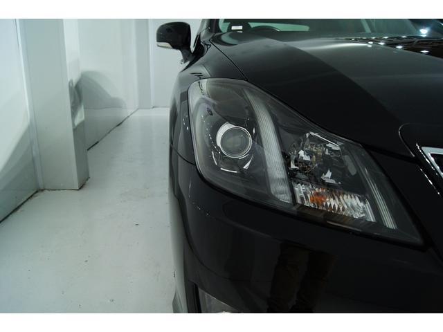 インナーブラックのヘッドライトはアニバーサリーだけ!とってもかっこいいですよ!