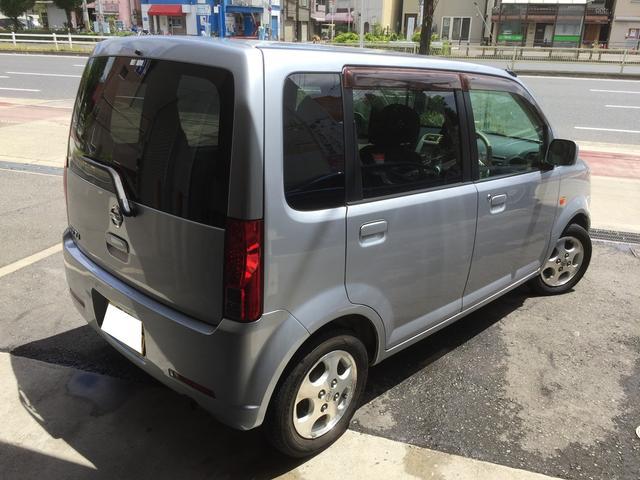 「日産」「オッティ」「コンパクトカー」「大阪府」の中古車5