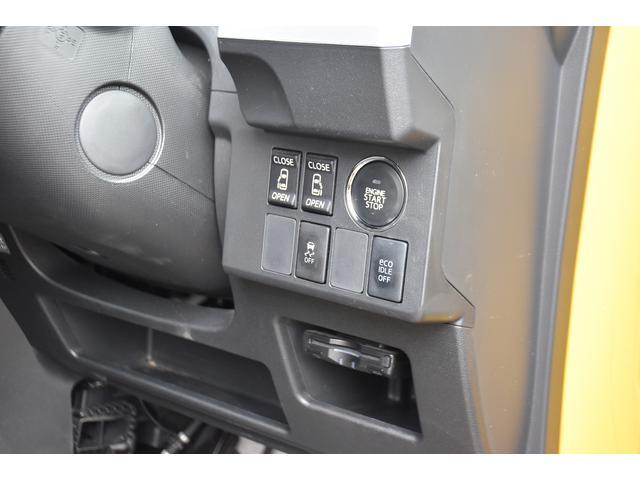 ダイハツ ウェイク X ターボ車 純正ナビ 両側PS フリップダウンモニター