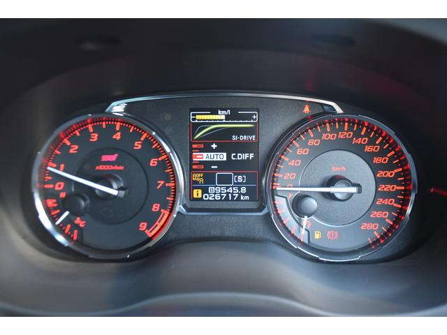 「スバル」「WRX STI」「セダン」「兵庫県」の中古車40