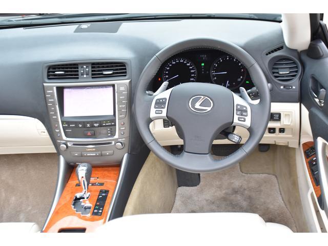 「レクサス」「IS」「オープンカー」「兵庫県」の中古車4