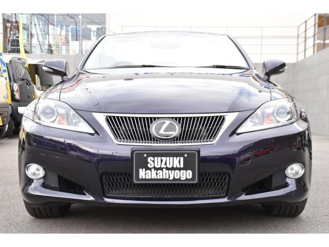 「レクサス」「IS」「オープンカー」「兵庫県」の中古車30