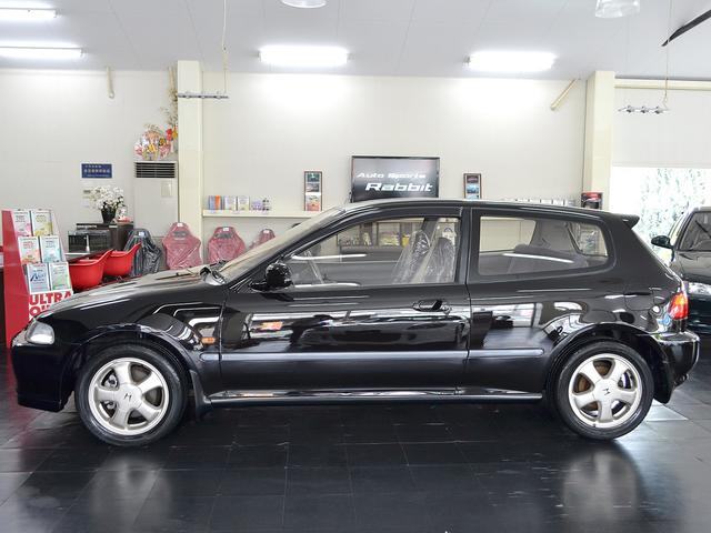 ホンダ シビック SiRII スポーツB16A 5MT フルノーマル車