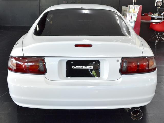 GT-FOUR 4WD 5MT 車高調RECARO2脚(5枚目)