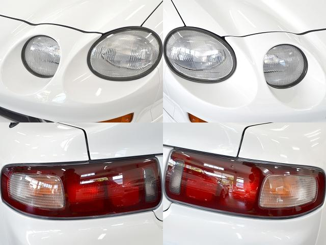GT-FOUR 4WD 5MT 車高調RECARO2脚(6枚目)