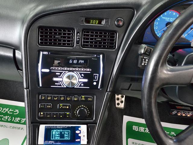 GT-FOUR 4WD 5MT 車高調RECARO2脚(13枚目)