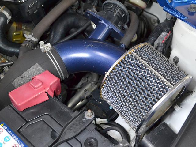 GT-FOUR 4WD 5MT 車高調RECARO2脚(19枚目)